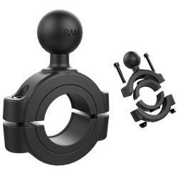 "Torque Handlebar and Rail Base with 1"" Ball 1.125"" to 1.5"" Diameter"
