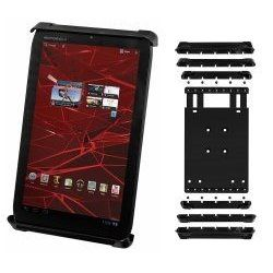"(RAM-HOL-TAB-SM) Tab-Tite Holder for Galaxy, Streak, Playbook & other 7"" Tablets"