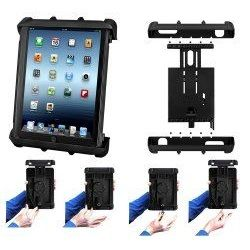 "(RAM-HOL-TABL8) Tab-Lock Locking Holder for 10"" Tablets with Heavy Duty Cases"