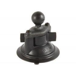 "(RAP-B-224-1) Composite 3.3"" Diameter Suction Cup Base with 1"" Ball"
