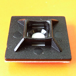 Cable Tie Base - Suits most sizes of cable ties