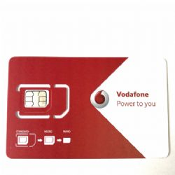 Vodafone M2M Sim Card 1GB