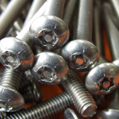 Machine Screws 2//56 x 1//4 Pozi Flat Head Stainless Steel Lot of 50 #649