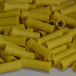 Butt Splice Connector - Yellow (WT.56)