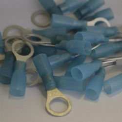 8.4mm Ring Heatshrink - Blue (WTHS.43)