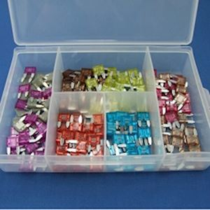 Assorted Miniature Blade Fuses (AB.6)