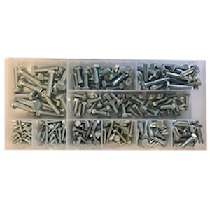 Set Screws Metric BZP Assorted (AB.8)