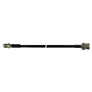 FME Female - BNC Male RG58 Coaxial Cable Extension (10m) (C23F-10BNCP)