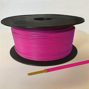 Automotive/Marine Cable Single Core - Pink - 8.75amp(CAB.2PK)