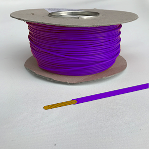 Automotive/Marine Cable Single Core - Purple - 8.75amp (CAB.2PLE)
