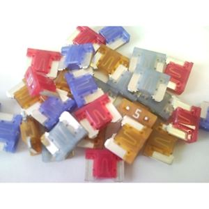 Micro Blade & Low Profile Fuses Assorted Pack (AB.74)