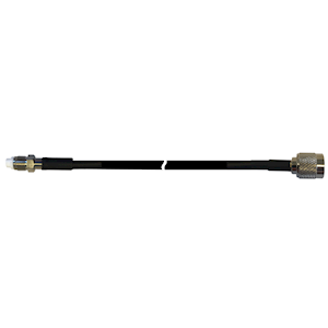 FME Female - TNC Male RG58 Cable Extension (5m) (C23F-5TP)