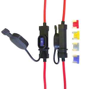 Low Profile Holder And Fuse holder kit (AB.77)