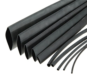 Heatshrink 3.2mm Black (HS3.2)