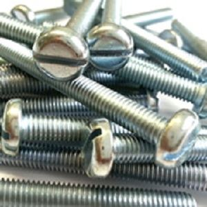 M5 x 50mm Machine Screws Slotted (MET.16)