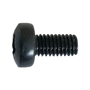 Qty 100 M6 x 16mm Machine Screws Pozi Pan Head BZP Screw
