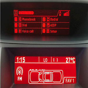 Vauxhall Integrated Bluetooth Handsfree Kit
