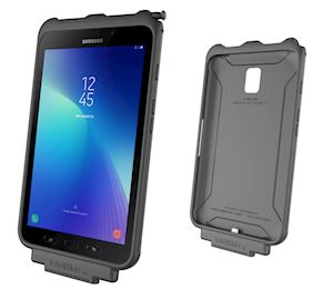 IntelliSkin with GDS technology for the Samsung Galaxy Tab Active2 (RAM-GDS-SKIN-SAM29)