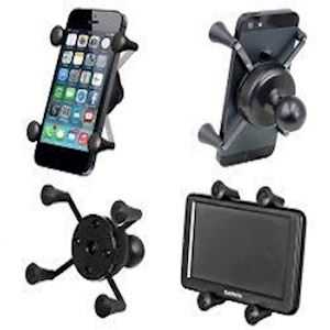 (RAM-HOL-UN7B) Ram Mount X-Grip Universal Smart Phone & Sat Nav Holder