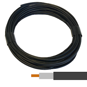 Coaxial Cable - RG174 (10m) (CRG.174/10)