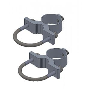 Antenna Mast / Pole Mount Brackets (SAB-138)