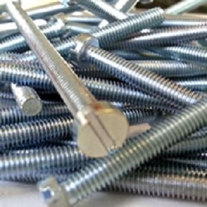 M4 X 60mm Machine Screws Cheese Head Slotted Qty 100 (STT.460)