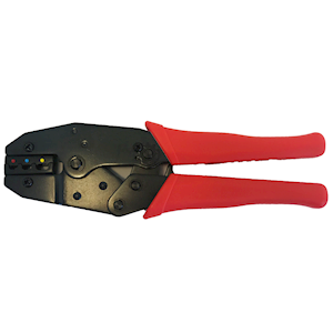 Ratchet Crimping Tool For Pre-Insulated Wiring Terminals (TT.6)