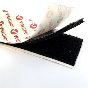 ALFATEX Brand Adhesive Hook and Loop (by Velcro Companies) 5 Meters (IT.17/18)