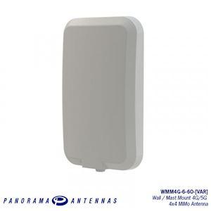 Directional 4x4MiMo 4G/5G Antenna (WMM4G-6-60-5SP)