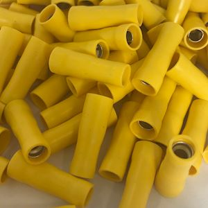 5.0mm Socket Terminal - Yellow (WT.71)