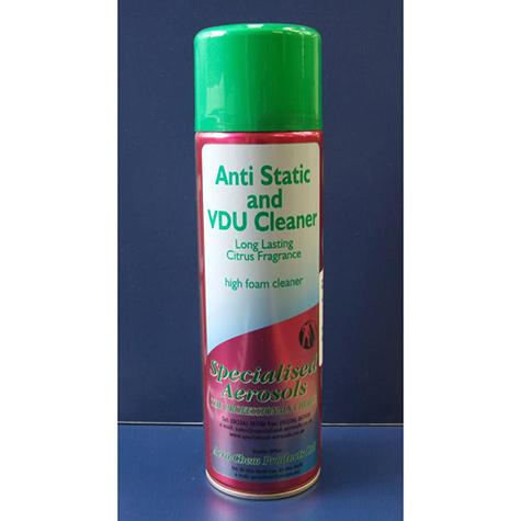 Antistatic Foam Cleaner Aerosol Spray  500ml