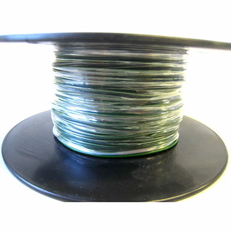 Automotive/Marine Thin Wall Cable Green 11amp