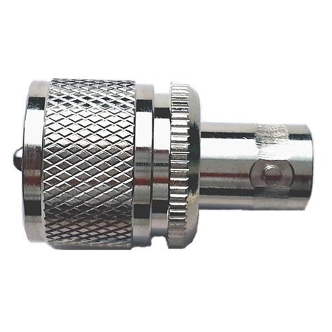 UHF Male - BNC Female Antenna Adaptor