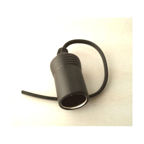 Cigarette Lighter Socket with Cable 12/24V