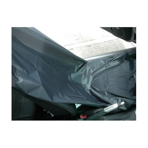 Reusable Protective Car Seat Cover (Black)