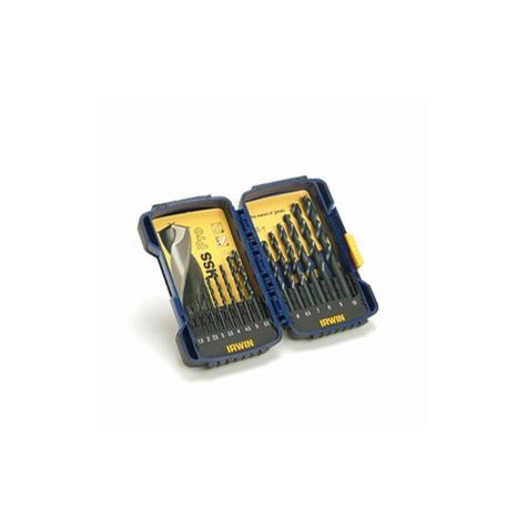 Hss Pro Drillset 1.5-10mm