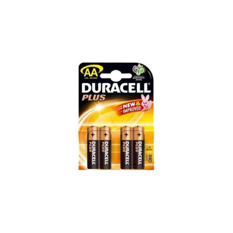 Duracell Batteries AA 4pack