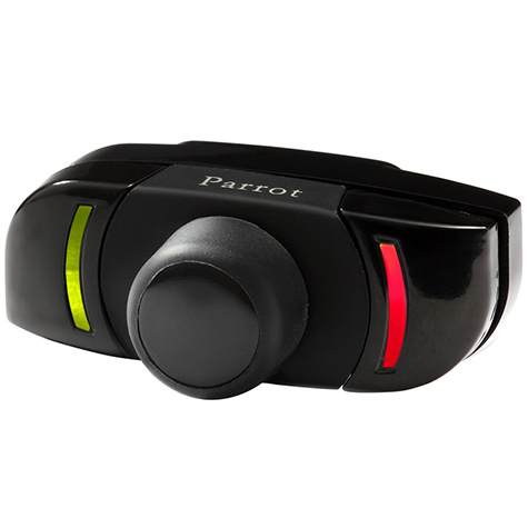 Parrot CK3000 Evolution Bluetooth Hands-Free Car Kit System