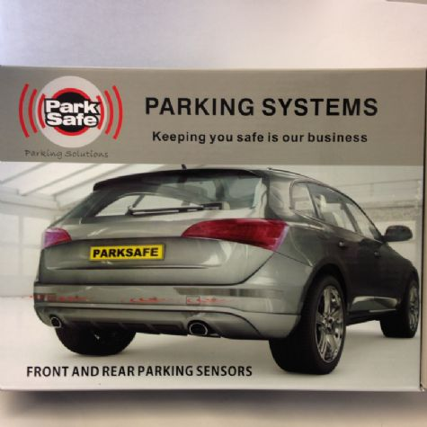 Rear Parking Sensor 4 Eye Park Safe PS540M
