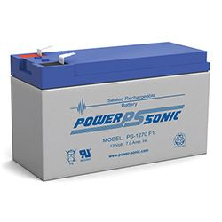 Powersonic PS-1270F1 Rechargeable Battery