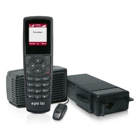 Pei Tel Fixed Cab Phone