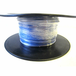 Automotive/Marine Thin Wall Cable Blue  11amp