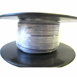 Automotive/Marine Thin Wall Cable - Grey 11amp