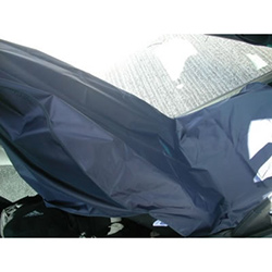 Reusable Protective Car Seat Cover (Blue)