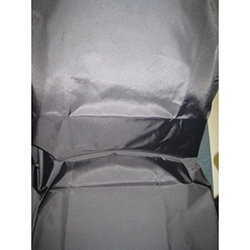 Reusable Protective Car Seat Cover Heavy Duty Black