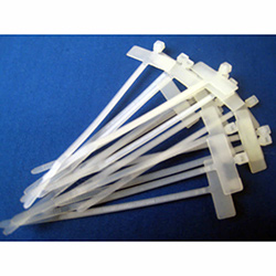 Marker Cable Ties 100mm x 2.5mm - White
