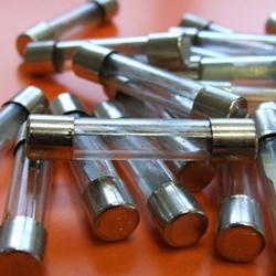 5amp Automotive Glass Fuse