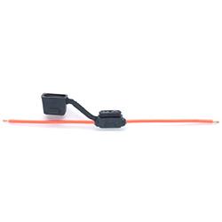 30amp Blade Fuse Holder Orange