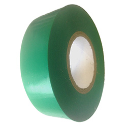 PVC Electrical Insulation Tape Green