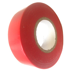 PVC Electrical Insulation Tape Red